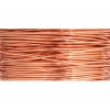 Soft Flex Craft Wire 22ga 15yds Non-tarnish Copper